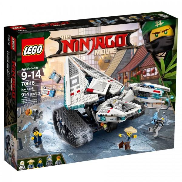 LEGO® Ninjago Movie 70616 Zane's Eis-Raupe