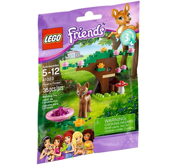 LEGO® Friends 41023 Rehkitz im Wald