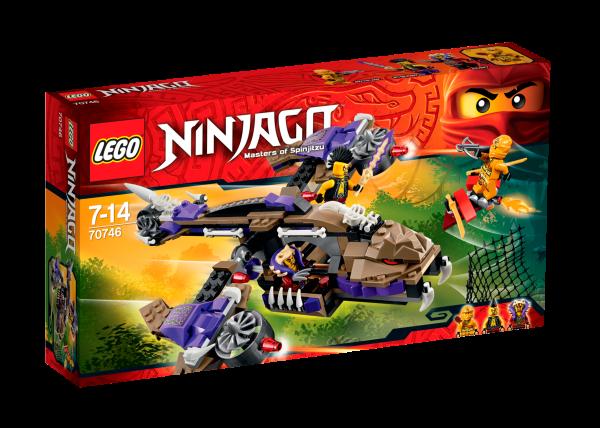 LEGO® Ninjago 70746 Ancondrai-Copter