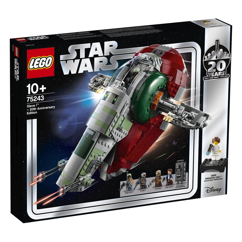 LEGO® 75262 STAR WARS Han Solo auf einer Präsentationsplatte Minifigur NEU