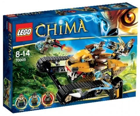 LEGO® Chima 70005 Lavals Löwen-Quad