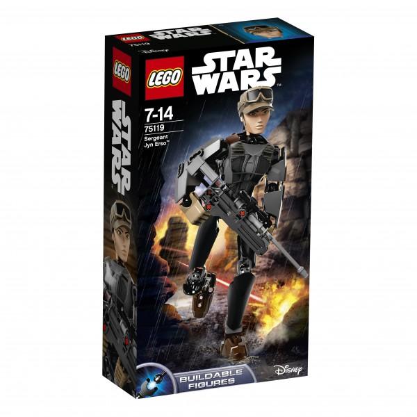 LEGO® Starwars 75119 Sergeant Jyn Erso
