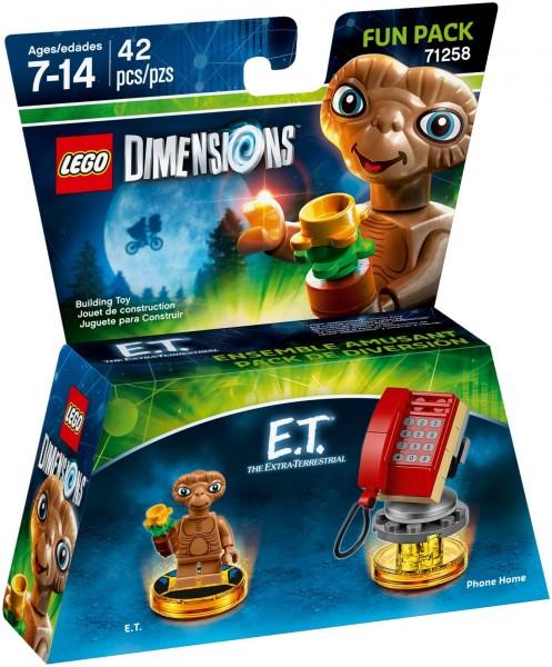 LEGO® Dimensions 71258 Fun Pack E.T.