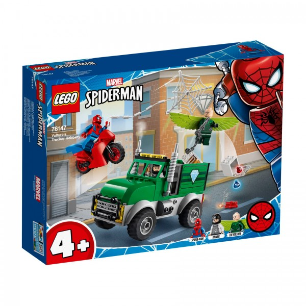 LEGO® Marvel Super Heroes™ 76147 Vultures LKW-Überfall
