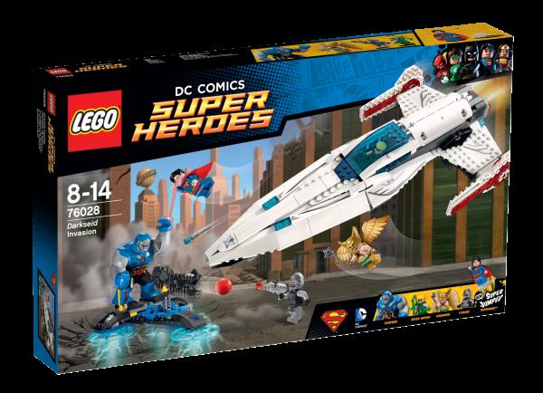LEGO® DC Universe Super Heroes 76028 Darkseids Überfall