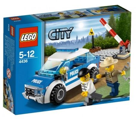 LEGO® CITY 4436 Streifenwagen