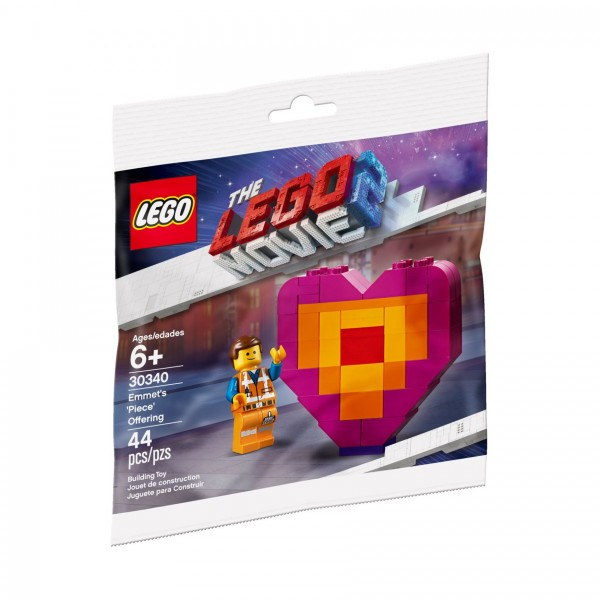 LEGO® Movie 2 - 30340 Emmets Herz