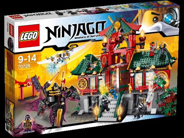 LEGO® Ninjago 70728 Ninjago City