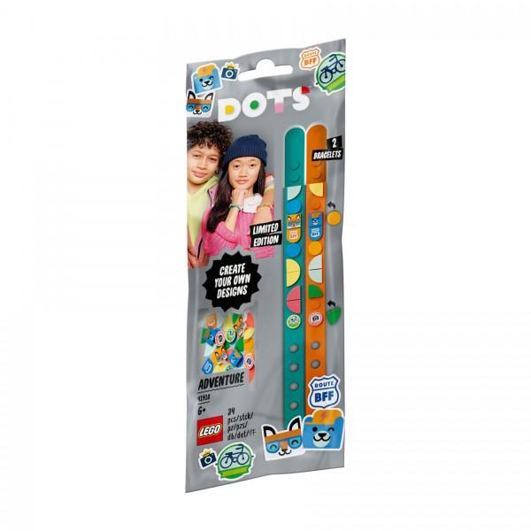 LEGO® DOTS™ 41918 Abenteuer Freundschaftsarmbänder