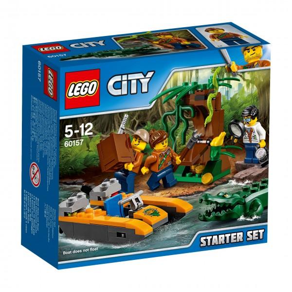 LEGO® CITY 60157 Dschungel-Starter-Set