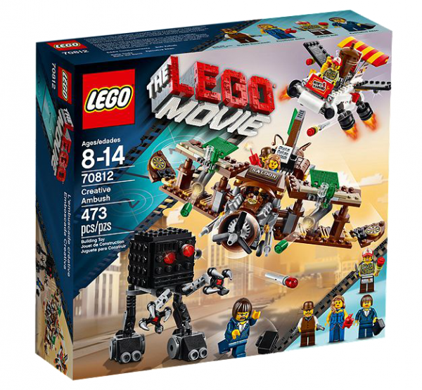 LEGO® Movie 70812 Kreative Flug Attacke