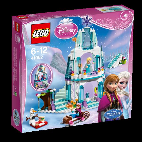 LEGO® Disney Princess 41062 Elsas funkelnder Eispalast