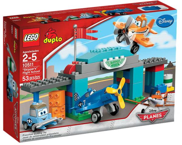 LEGO® DUPLO 10511 Skippers Flugschule