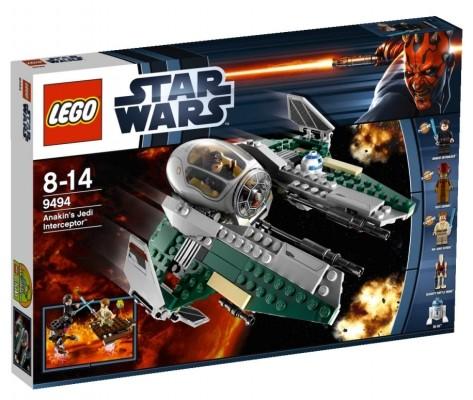 LEGO® Starwars 9494 Anakin's Jedi Interceptor™