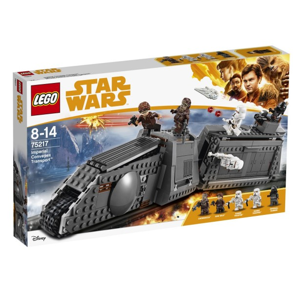 LEGO® Star Wars 75217 Imperial Conveyex Transport