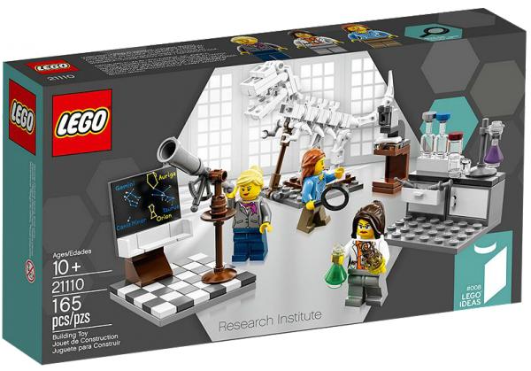 LEGO® Ideas 21110 Forschungsinstitut