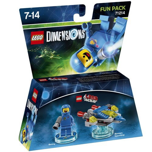 LEGO® Dimensions 71214 Fun Pack The LEGO Movie: Benny