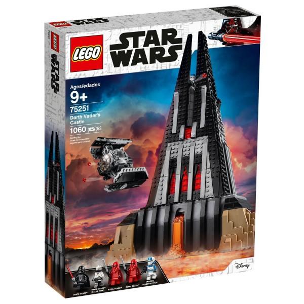 LEGO® Star Wars 75251 Darth Vaders Festung