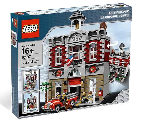 LEGO® 10197 Creator Exclusives - Feuerwache