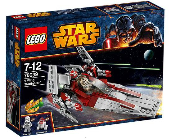 LEGO® Starwars 75039 V-wing Starfighter