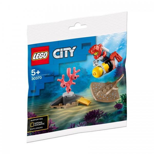 LEGO® CITY 30370 Tiefseetaucher