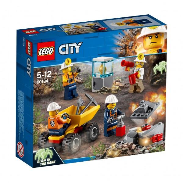 LEGO® CITY 60184 Bergbauteam