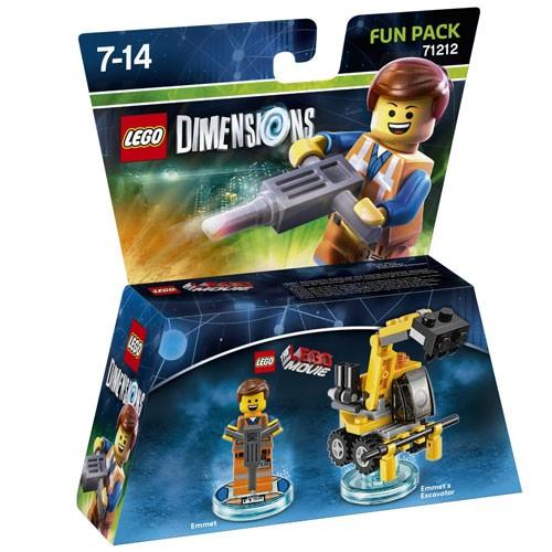 LEGO® Dimensions 71212 Fun Pack The LEGO Movie: Emmet