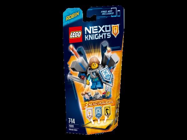 LEGO® Nexo Knights 70333 Ultimativer Robin
