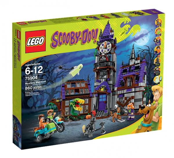 LEGO® Scooby Doo 75904 Spukschloss
