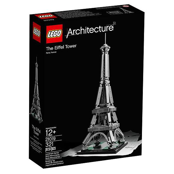 LEGO® Architecture 21019 Der Eiffelturm