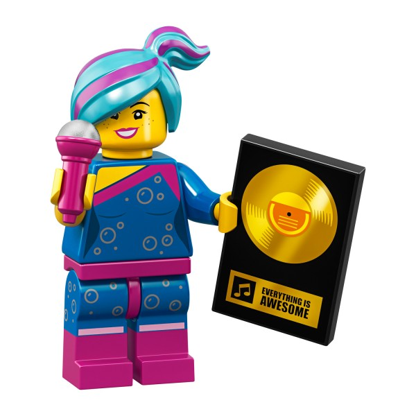 LEGO® Movie 2 Minifigur 71023-09: Flashback-Lucy