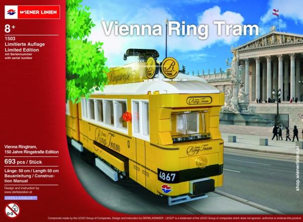 derKlassiker 1503 Vienna Ring Tram (limitierte Auflage)