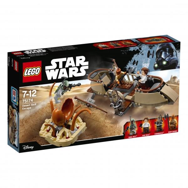 LEGO® Starwars 75174 Desert Skiff Escape