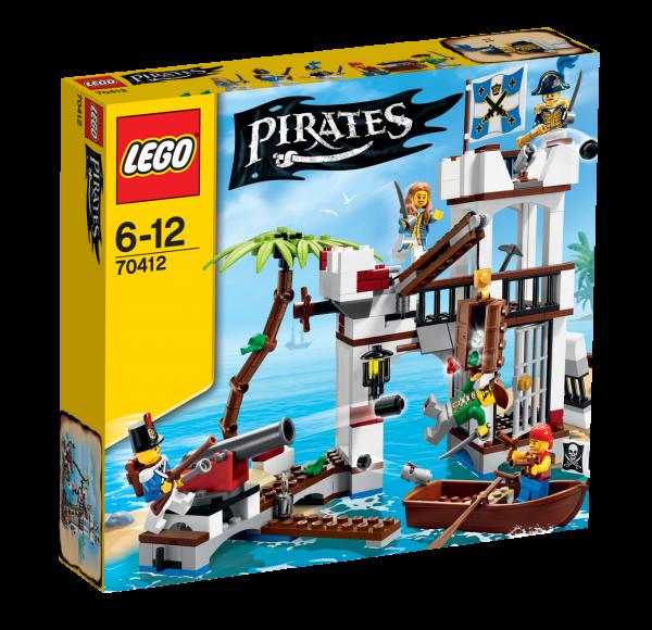 LEGO® Pirates 70412 Soldaten-Fort