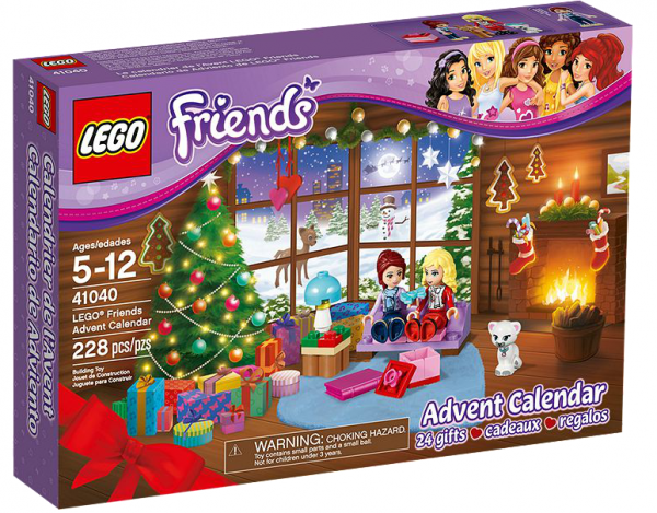 LEGO® Friends 41040 Adventskalender