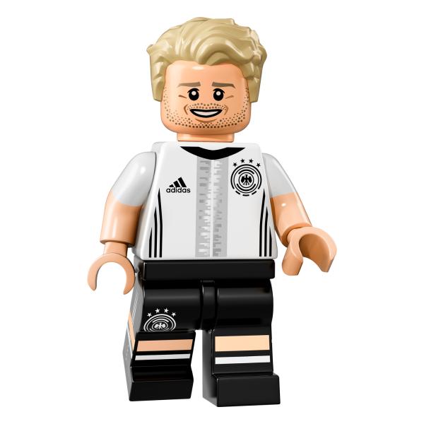 "LEGO® Minifiguren 71014 ""DFB - Die Mannschaft"" - Andre Schürrle 71014-9"