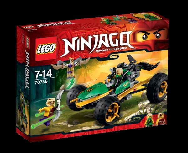 LEGO® Ninjago 70755 Lloyds Dschungelräuber