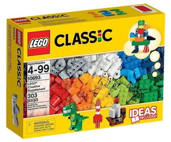 LEGO® Classic 10693 Baustein-Ergänzungsset