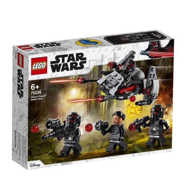 LEGO® Starwars 75226 Inferno Squad™ Battle Pack