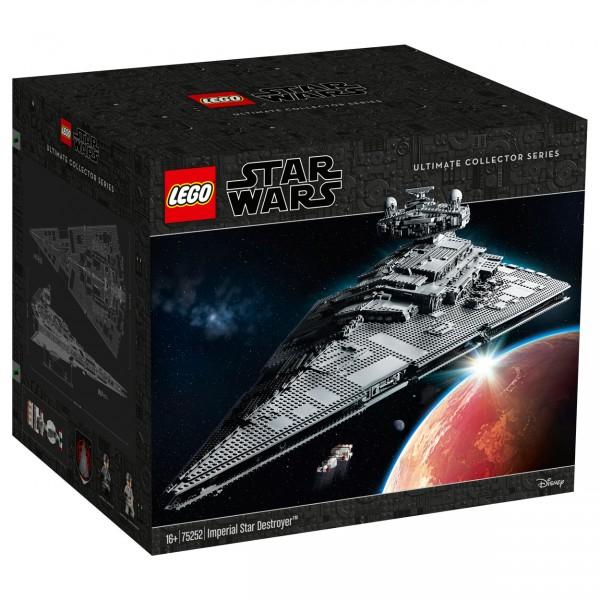 LEGO® Star Wars™ 75252 Imperialer Sternzerstörer™