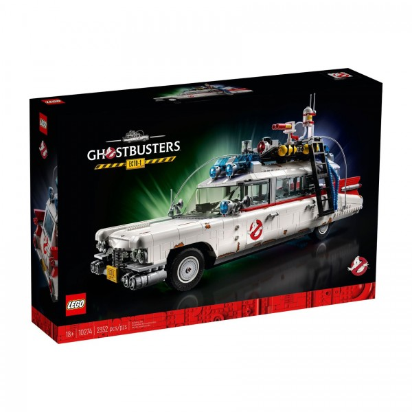 LEGO® 10274 Ghostbusters™ ECTO-1