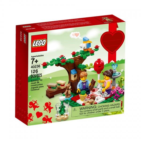 LEGO® 40236 Romantisches Valentinspicknick
