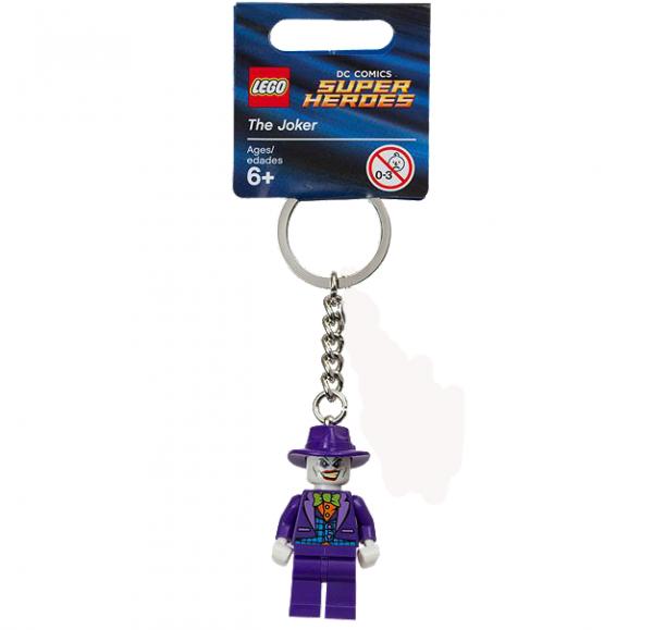 LEGO® Super Heroes The Joker Schlüsselanhänger