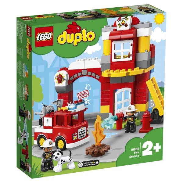 LEGO® DUPLO® 10903 Feuerwehrwache