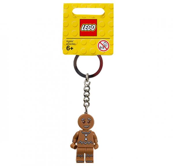 LEGO® 851394 Schlüsselanhänger Lebkuchenmann