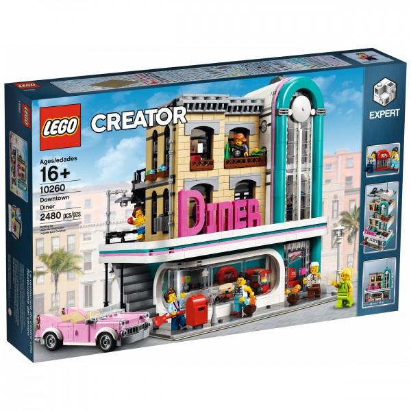 LEGO® 10260 Amerikanisches Diner