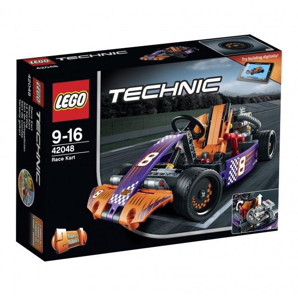 LEGO® Technic 42048 Renn-Kart