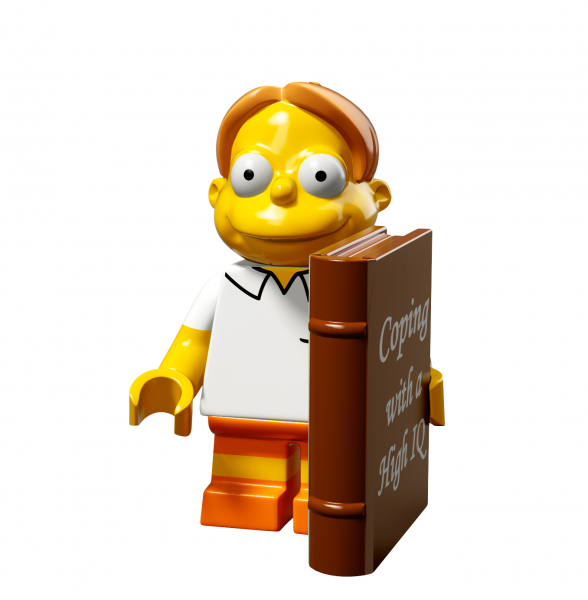 LEGO® The Simpsons Serie 2 - Martin Prince 71009-08