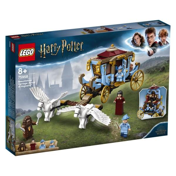LEGO® Harry Potter 75958 Kutsche von Beauxbatons: Ankunft in Hogwarts™