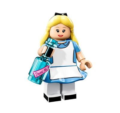 LEGO® Disney Minifiguren Serie 1 - Alice 71012-07